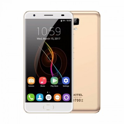 "Oukitel K6000 Plus 4GB 64GB Cellphone Android 7.0 MTK6750T Octa Core 5.5"" FHD 6080mAh Fingerprint 12V/2A Quick Charge Smartphone"