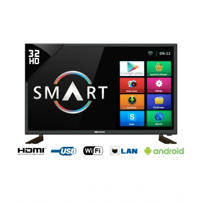 Weston LED TV  smart 4k Resolution 32 inch