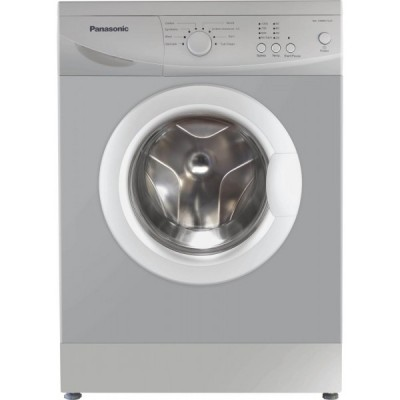 Panasonic 6 Kg Fully Automatic Front Loading Washing Machine Silver