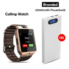 Calling watch get 32000mAh Pawar bank free