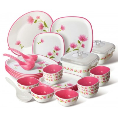 40 Pic Melamine Dinner Set