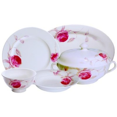 8 Pic Microwave Oven Dinner Set