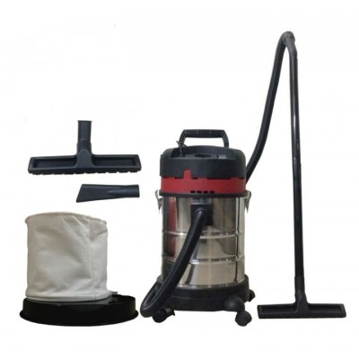 Xtra Power Wet and Dry Vacuum Cleaner 1200 W 25 Litre