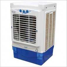 White & Blue Freeze Air Cooler