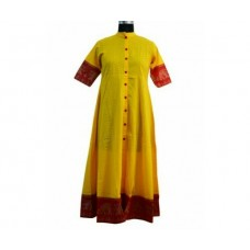 Cotton anarkli kurti