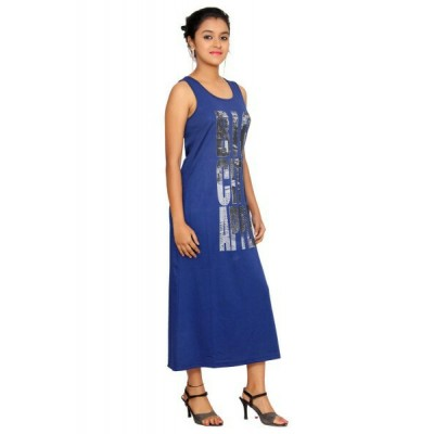 GOODWILL Women's Dress (Blue)