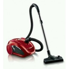 Mid Size Imported Vacuum Cleaner-Red