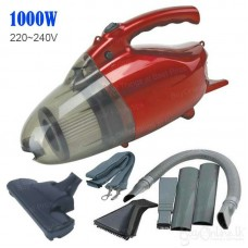 Amazing JK - 8 Multi-functional Handheld Car Electric Vacuum Cleaner Household Portable Dust Collector