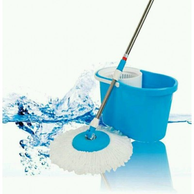 Spin Mop Cleaning