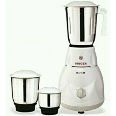 Singer 500 W Mixer Grinder With 3 Jar