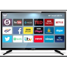CROWN 42 inches  (103 CM) Smart Android LED TV 1080 Resolution Full HD