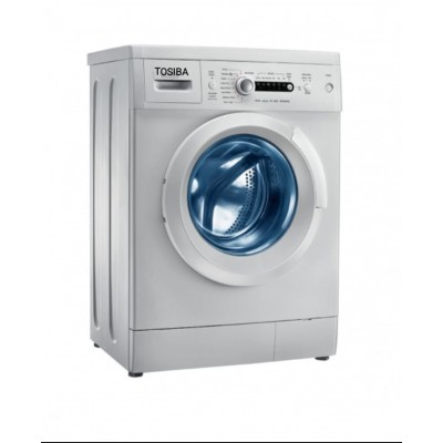 TOSIBA 6.5kg front load washing machine