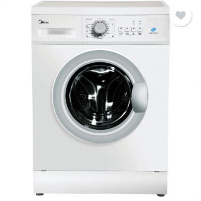 Midea 6 kg  fully Automatic washing machine front load with built heater
