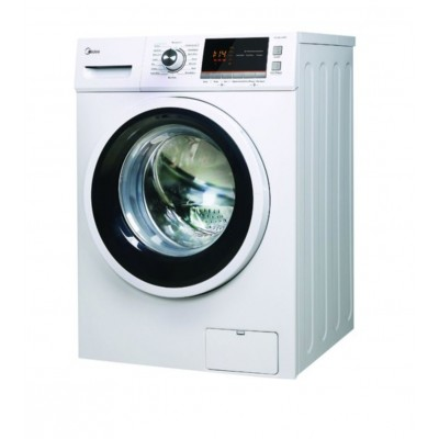 Midea 7 Kg Front load washing machine MRP 30000 Only card member ship 12500