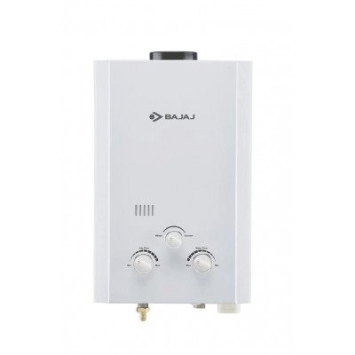 Bajaj Majesty Duetto Gas Water Heater (Png) 6 Lit
