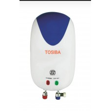 TOSIBA 3 LTR Instant 3 KVA Special Anti Rust Coated Tank Geyser with Full ABS Body 2 Year Warranty Premium (White)