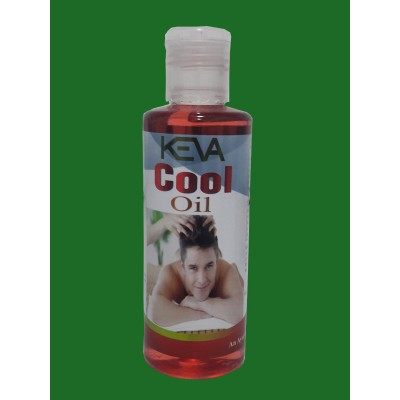 Keva cool hair oil