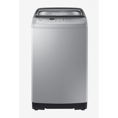 Samsung 6.2kg Top Loading Fully Automatic Washing Machine (WA62M4200HV/TL, Silver)