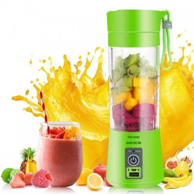 Portable usb electronic fruit citrus juicer