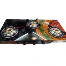 Laxmi 3 gas burner 3 year warranty