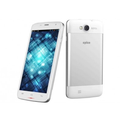 Spice smart Flo mettle 3.5x (white) Android phone