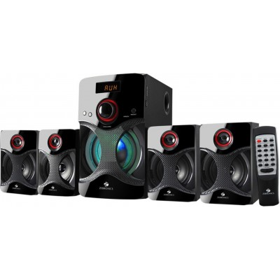 Zabronic 4.1 Bluetooth home theater system 85W